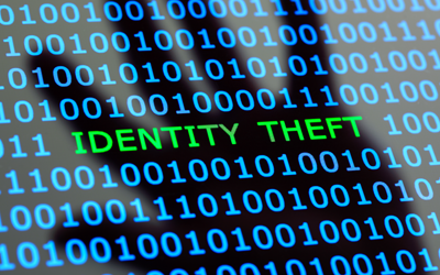 How can you prevent online identity theft?